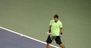 Rafael Nadal is my role model