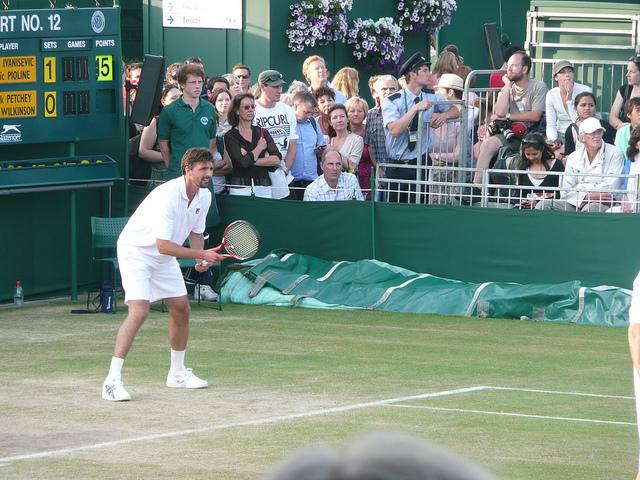 Ivanisevic Wimbledon