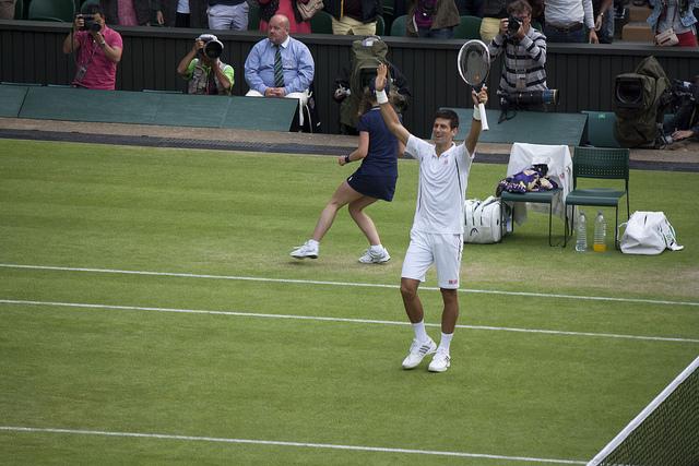 Novak Djokovic Wimbledon Win