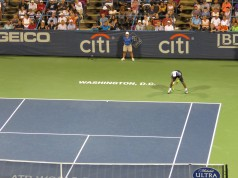 Donald Young Citi Open 2015
