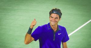 Roger Federer Thumbs Up Puns