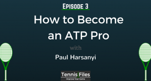 TFP003: How to Become an ATP Pro with Paul Harsanyi