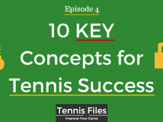 TFP004: 10 Key Concepts for Tennis Success