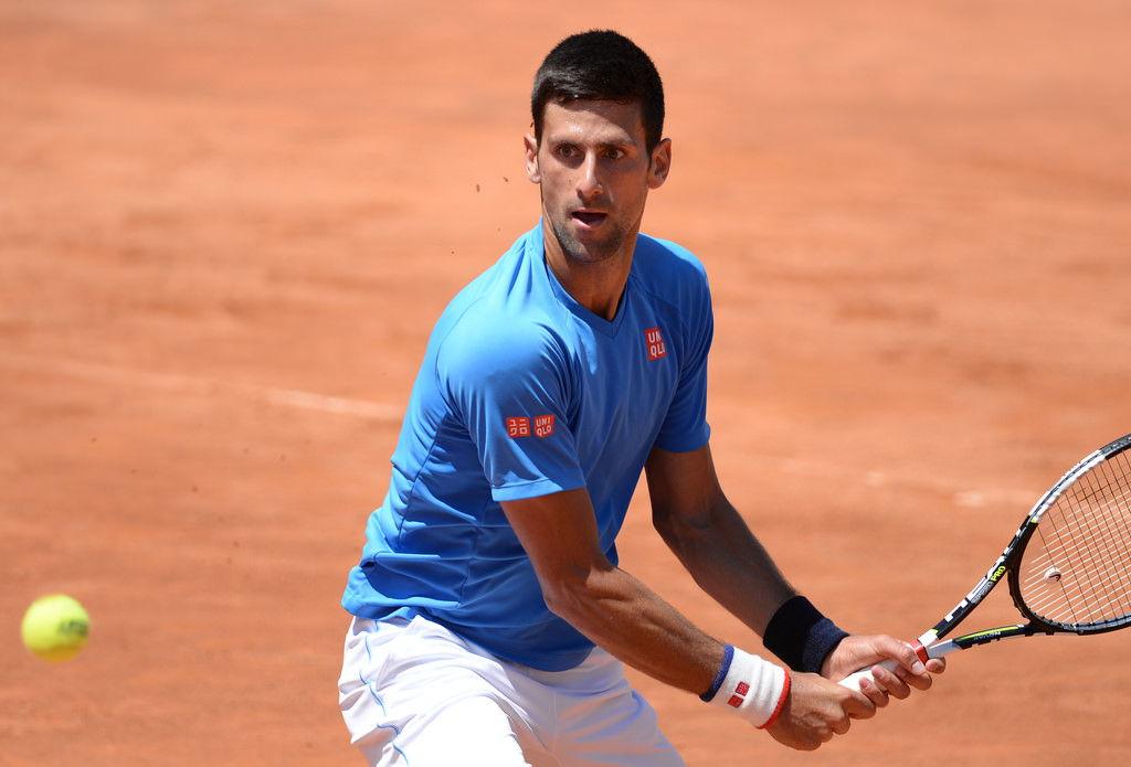 Djokovic Masterful Defense