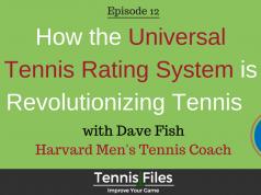 Universal Tennis Rating System Dave Fish Harvard