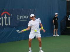 James Duckworth Forehand Citi Open