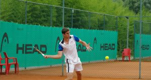 smart goals tennis forehand clay