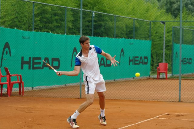 smart goals tennis forehand clay