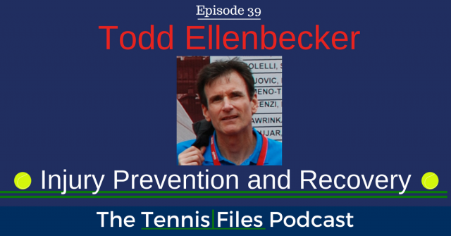 TFP 039: Todd Ellenbecker On Injury Prevention and Recovery