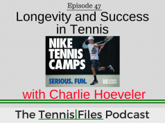 TFP 047: Longevity and Success in Tennis with Charlie Hoeveler