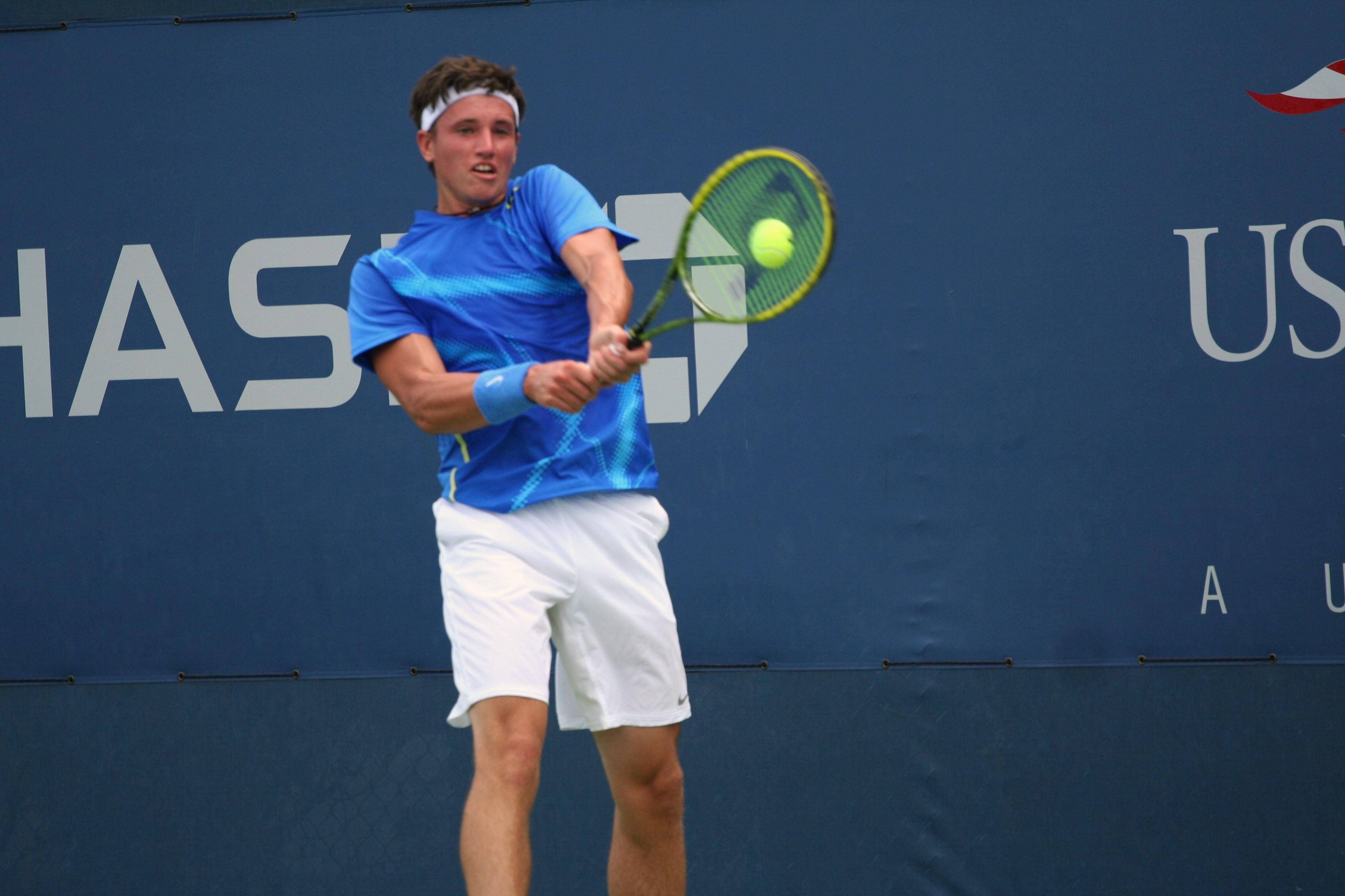 Dennis Novak wins