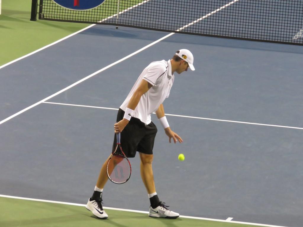 John Isner 2015 Citi Open