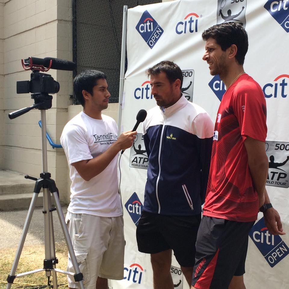 Mehrban at Citi Open 2015 Tennisfiles