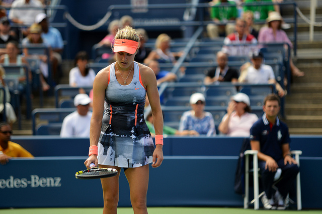 Bouchard Mental Roadblocks Tennis