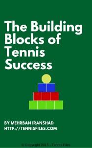 The Building Blocks of Tennis Success eBook