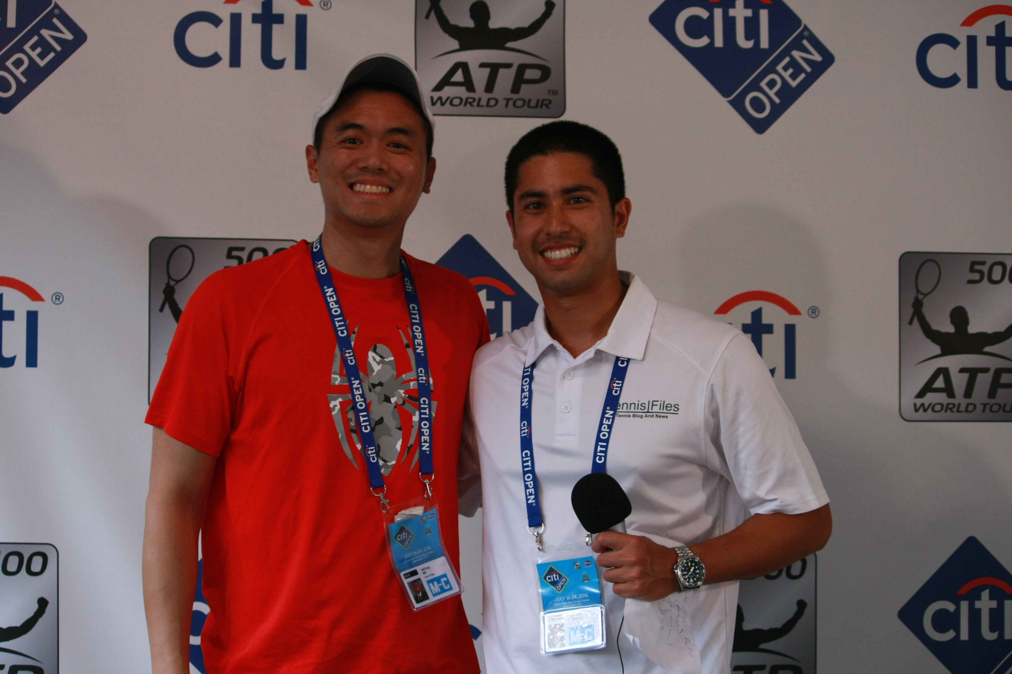 Mehrban and Victor 2016 Citi Open
