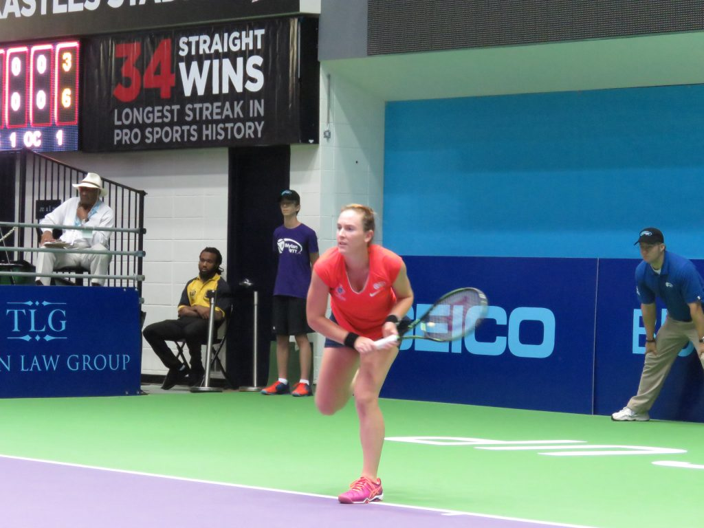 Madison Brengle Kastles 2016