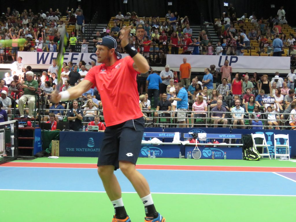 Sam Groth Kastles