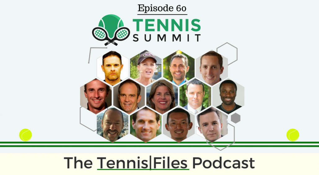 TFP 060: Tennis Summit 2018 Preview