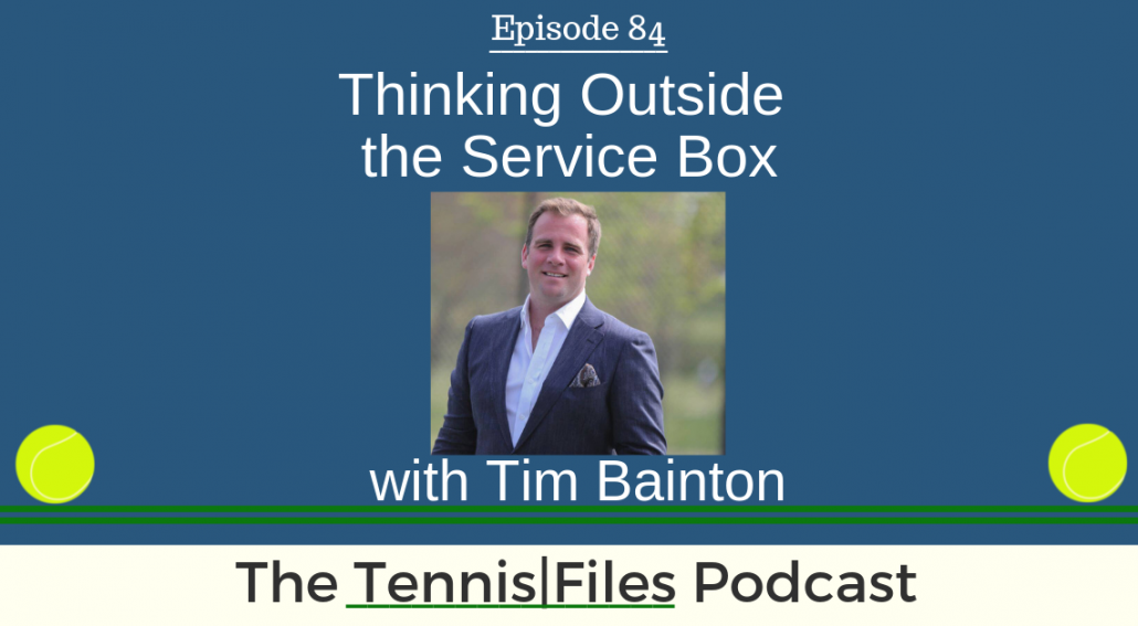TFP 084: Tim Bainton — Thinking Outside the Service Box
