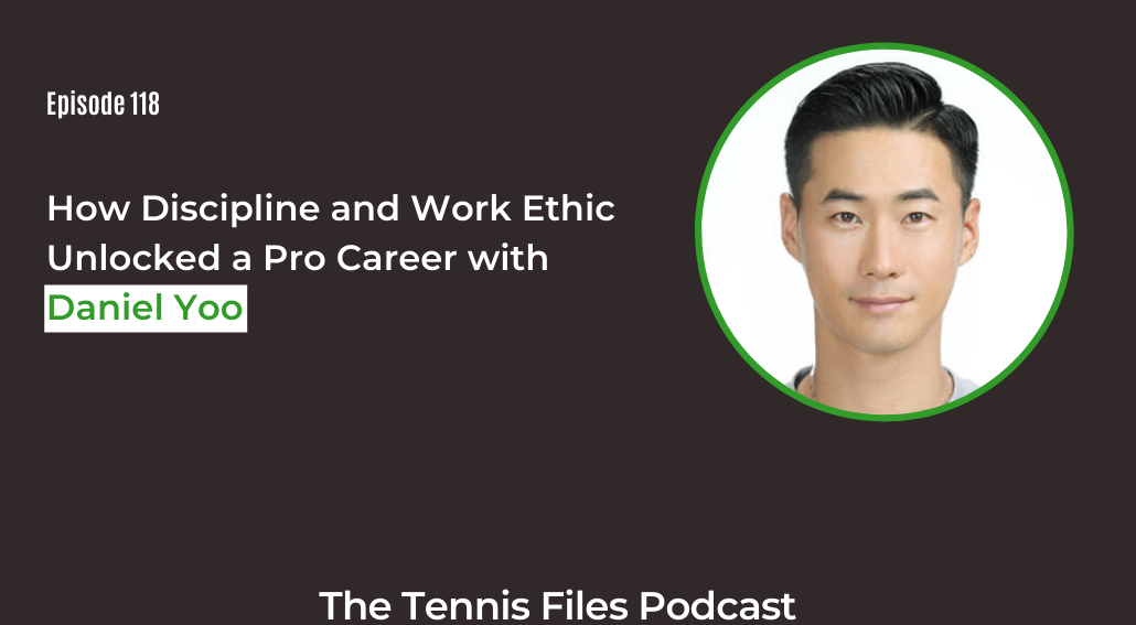 FB TFP 118_ How Discipline and Work Ethic Unlocked a Pro Career with Daniel Yoo