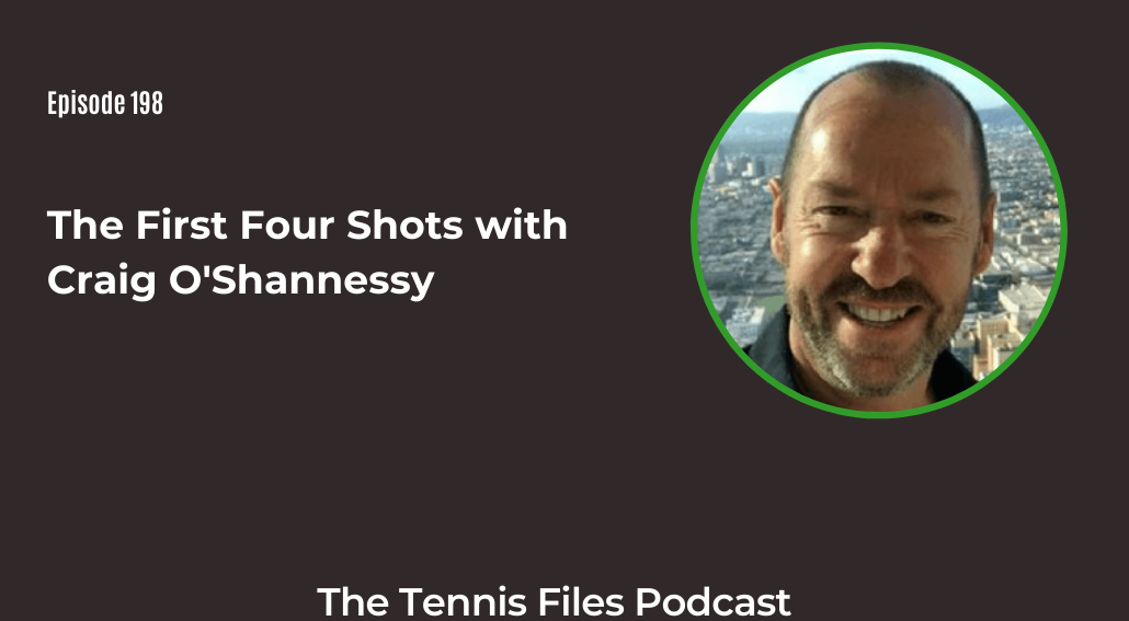 FB TFP 198_ Craig O'Shannessy - The First Four Shots